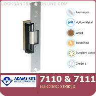 Electric Strikes | Adams Rite 7110, 7111 (AR7110)
