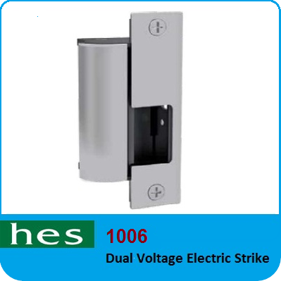 Hes 1006 Dual Voltage Electric Strike