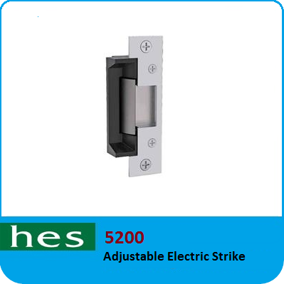 Hes 5200 Adjustable Electric Strike