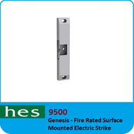 HES 9500 - Genesis- Fire Rated Surface Mounted Electric Strike