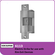 Von Duprin 6113 - Electric Strike for use with Rim Exit Devices