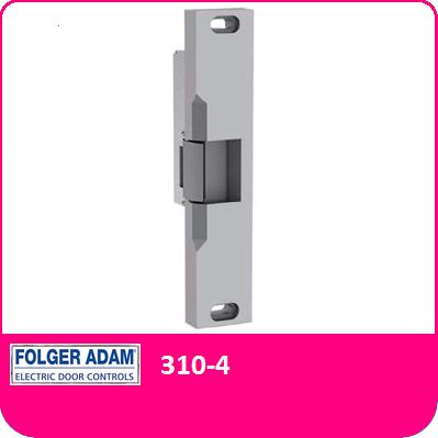 Folger Adam 310 4 Electric Strike