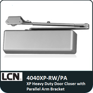 The new 4040XP is LCN's most durable heavy duty closer designed for the most demanding, high use and abuse applications.