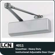 LCN 4011 - Smoothee-Heavy Duty Institutional Adjustable Door Closer