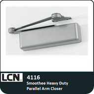 LCN 4116 - Smoothee Heavy Duty Parallel Arm Closer