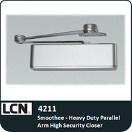 LCN 4211 - Smoothee Heavy-Duty Parallel Arm High Security Closer