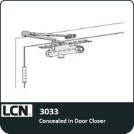 LCN 3033 - Concealed in Door Closer