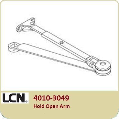 Lcn 4010 3049 Hold Open Arm