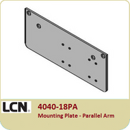 LCN 4040-18PA Mounting Plate-Parallel Arm