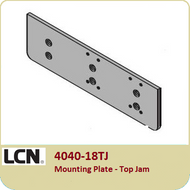 LCN 4040-18TJ Mounting Plate-Top Jam