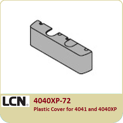 Lcn 4040xp 72 Plastic Cover For 4041 Or 4040xp Closers