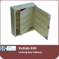 KeKab-330 Locking Key Cabinet by HPC