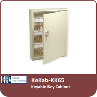 KEKAB-KK65 Keyable Key Cabinet by HPC
