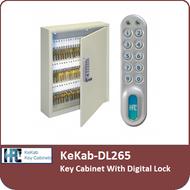 KeKab-DL265 - Key Cabinet With a Digital Lock by HPC