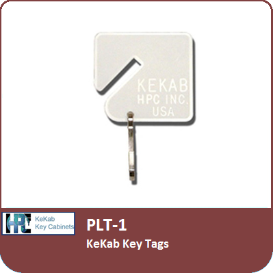 Kekab PLT-1 Key Tags