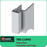 Roton 780-114HD - Heavy Duty Concealed Leaf Hinge