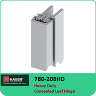 Roton 780-208HD - Heavy Duty Concealed Leaf Hinge