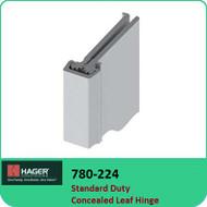 Standard Duty Hinges | Roton 780-224 Concealed Leaf Hinges