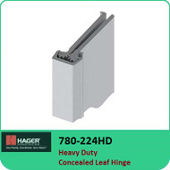 Roton 780-224HD - Heavy Duty Concealed Leaf Hinge