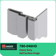 Roton 780-046HD - Heavy Duty Half Surface Hinge