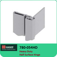 Roton 780-054HD - Heavy Duty Half Surface Hinge