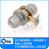 PDQ SV Series Ball Knob Lock - Grade 2