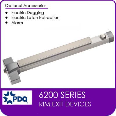 sc 1 st  Locks and Safes Online.com & Grade 1 Rim Exit Devices - Windstorm   PDQ 6200 Series
