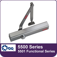 PDQ 5500 Series Door Closer (5501 Functional Series)