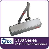 PDQ 5100 Series Door Closer (5141 Functional Series)