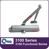 PDQ 3100 Series Door Closer (3100 Functional Series)