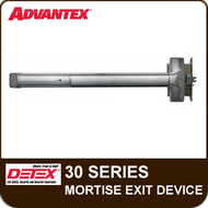 Advantex 30 Series Mortise Lock Exit Device