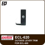 ECL-620 - Outside Lever Trim for ECL-600