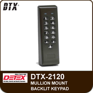DTX-2120 - Stand-Alone Keypads, Mullion Mount Backlit Keypad