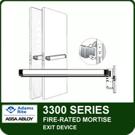 Adams Rite 3300 - Fire-rated Mortise Type Exit Device