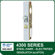 Adams Rite Steel Hawk 4300 Electrified Deadlatch (eLatch)