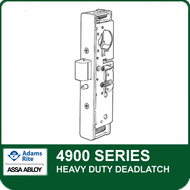 Adams Rite 4900 - Heavy Duty Deadlatch, Any Handing