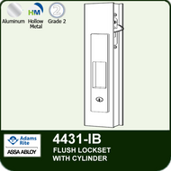 Adams Rite 4431-IB (Individually Boxed) - Flush Locksets (Including Deadlock) - with Cylinder