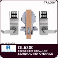 Alarm Lock Trilogy DL5300 - Standard Key Override