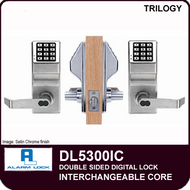 Alarm Lock Trilogy DL5300IC - Interchangeable Core