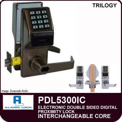 Alarm Lock Trilogy Pdl5300ic Double Sided Proximity Locks