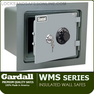 Insulated Wall Safes | Gardall WMS911 / WMS119 / WMS912 / WMS129
