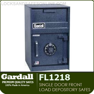 Single Door Front Loading Depository Safes | Gardall FL1218
