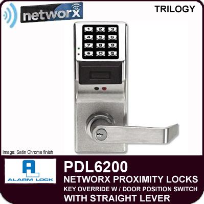 Alarm Lock Trilogy Pdl6200 Proxmity Digital Locks