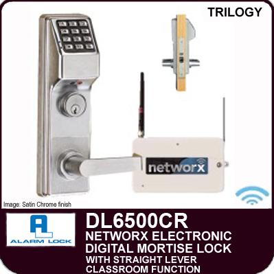 Alarm Lock Trilogy Dl6500cr Mortise Locks