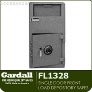 Single Door Front Loading Depository Safes | Heavy Duty Safes | Gardall FL1328