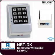 Alarm Lock Trilogy NET-DK - NETWORX WIRELESS KEYPAD - Digital wireless keypad only