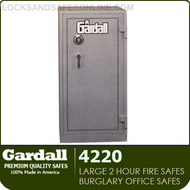 Large 2 Hour Fire Safes | Gardall 4220