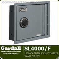Heavy Duty Concealed Wall Safes | Gardall SL4000/F