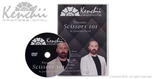 Scissors 101 with Jonathan David DVD.