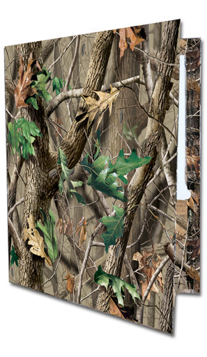 Realtree Camo Pocket Folder